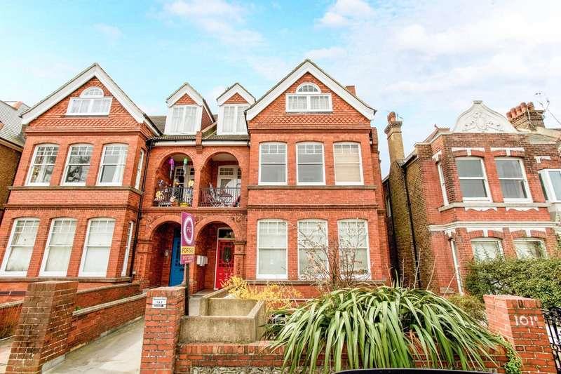 1 Bedroom Flat for sale in Beaconsfield Villas, Brighton