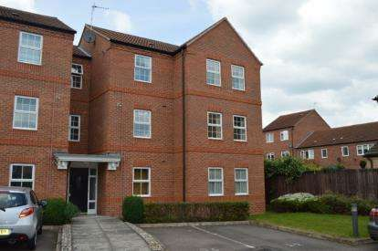 2 Bedrooms Flat for sale in Moir Close, Sileby, Loughborough, Leicestershire