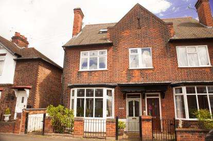 4 Bedrooms Semi Detached House for sale in George Avenue, Long Eaton, Nottingham