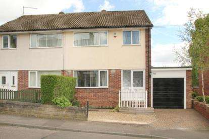 3 Bedrooms Semi Detached House for sale in Cecil Road, Dronfield, Derbyshire