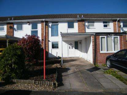 2 Bedrooms Terraced House for sale in Cambridge Avenue, Winsford, Cheshire