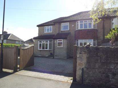 4 Bedrooms Semi Detached House for sale in Stockdale Walk, Knaresborough, North Yorkshire