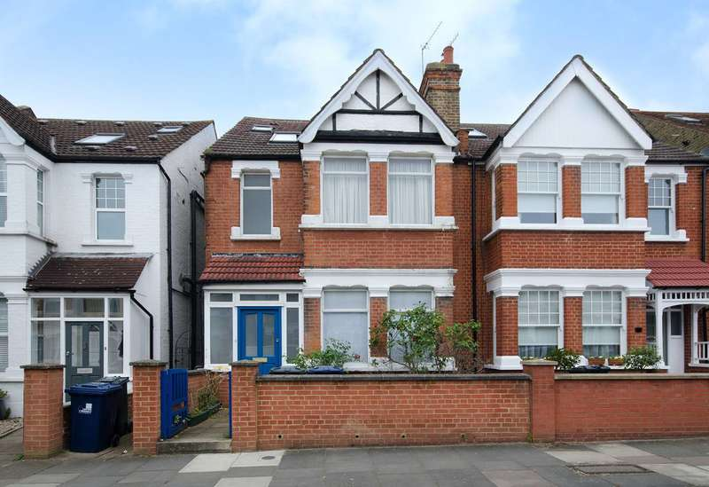 4 Bedrooms Semi Detached House for sale in Kingsdown Avenue, West Ealing, W13