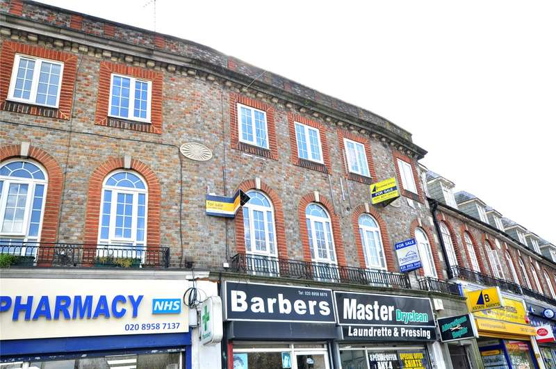 2 Bedrooms Apartment Flat for sale in Canons Corner, Edgware, Middlesex, HA8