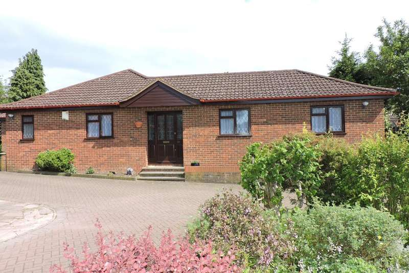 4 Bedrooms Bungalow for sale in Durham Road, Luton, Bedfordshire, LU2 0RB