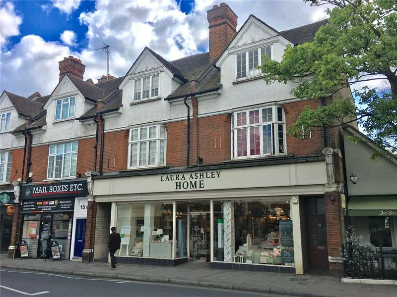 Flat for sale in Church Street, Weybridge, Surrey, KT13