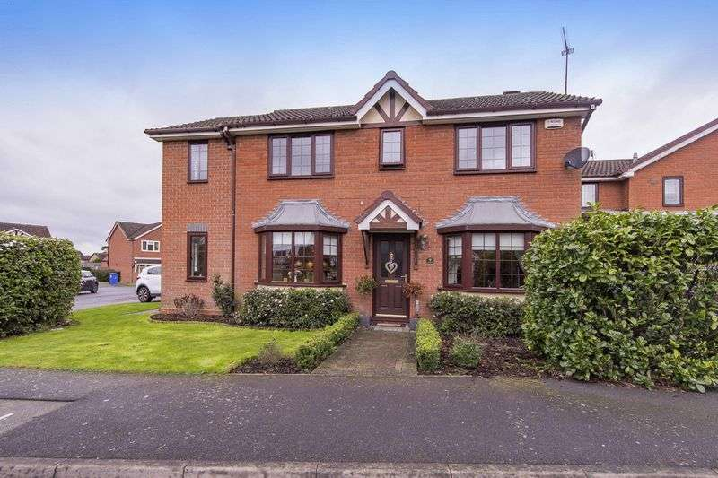 4 Bedrooms Detached House for sale in CHERRYBROOK DRIVE, OAKWOOD