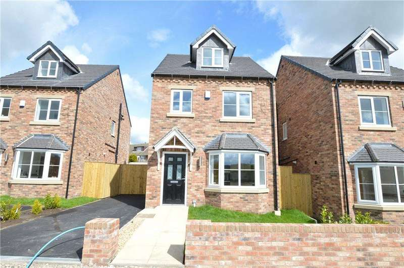 4 Bedrooms Detached House for sale in Plot 2 Cricketers View, Green Lane, Garforth, Leeds, West Yorkshire