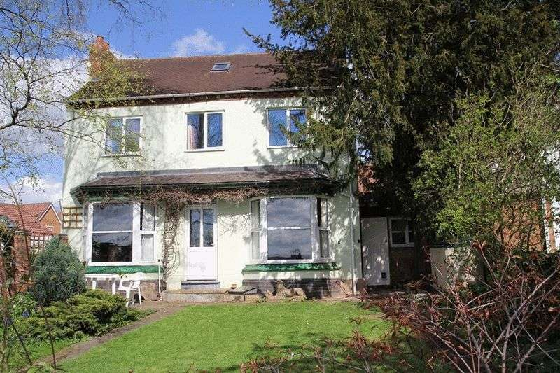 6 Bedrooms Detached House for sale in Merrimans Hill Road, Worcester
