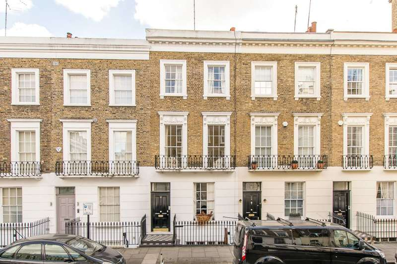 2 Bedrooms Flat for sale in Charlwood Street, Pimlico, SW1V