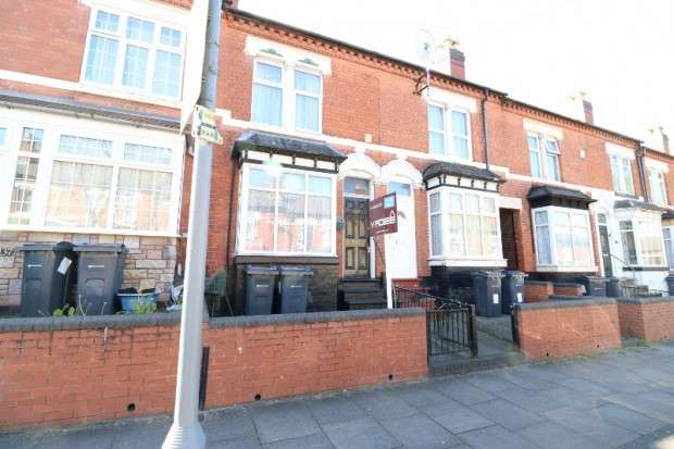 3 Bedrooms Terraced House for sale in Greenhill Road, Handsworth, B21