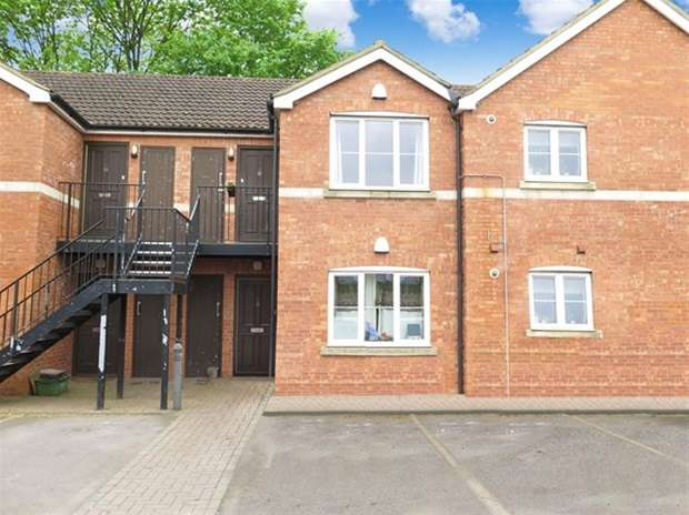 1 Bedroom Flat for sale in Alfred Court, Gate Lane, Wells