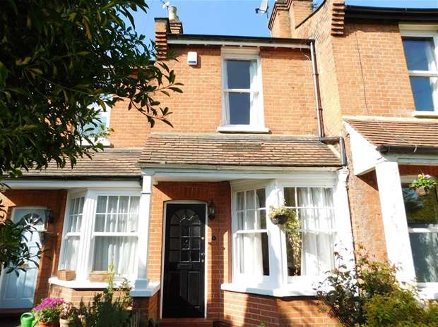 2 Bedrooms Terraced House for sale in Grove Footpath, Surbiton