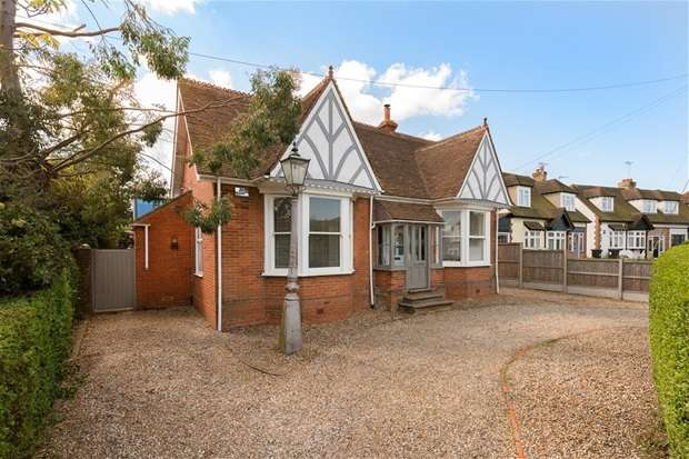 4 Bedrooms Detached House for sale in Joy Lane, Whitstable