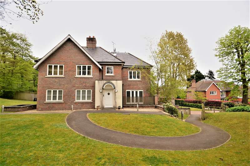2 Bedrooms Flat for sale in Park Grove, Beaconsfield