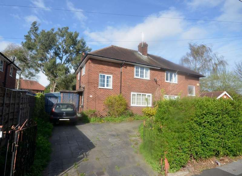 3 Bedrooms Semi Detached House for sale in Fairywell Road, Timperley, ALTRINCHAM WA15