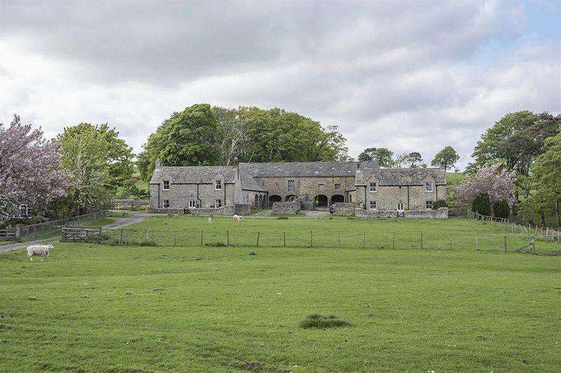 2 Bedrooms Cottage House for sale in The Cottage, Sandyford Farm, Shafto, Nr Belsay