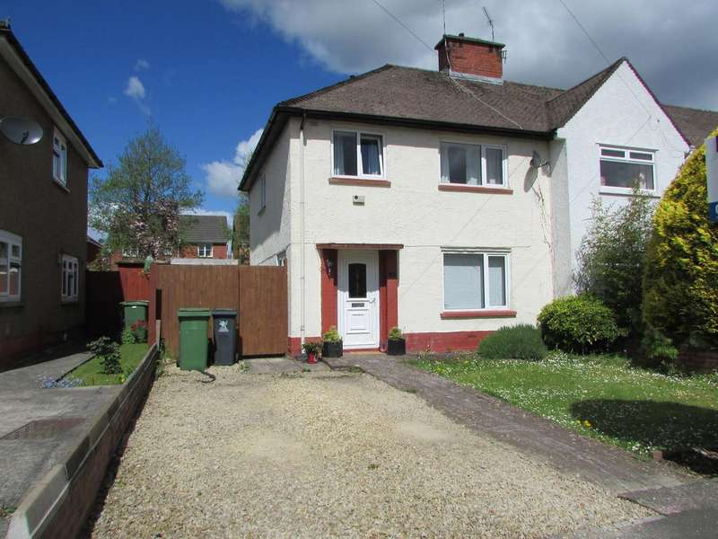 3 Bedrooms Semi Detached House for sale in Heol Powis, Heath, Cardiff CF14