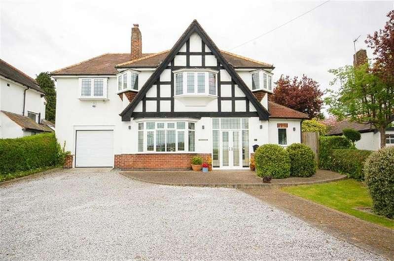 4 Bedrooms Detached House for sale in Tollerton Lane, Tollerton