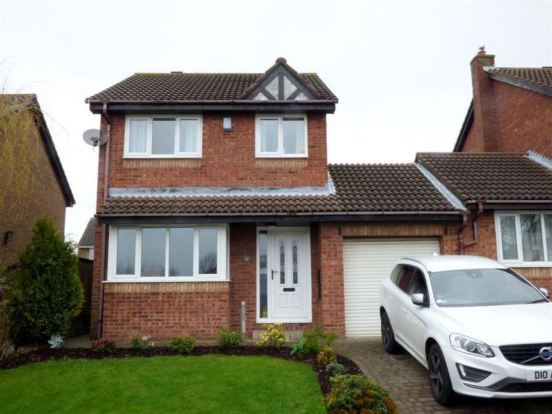 3 Bedrooms Link Detached House for sale in Coptleigh, Houghton Le Spring