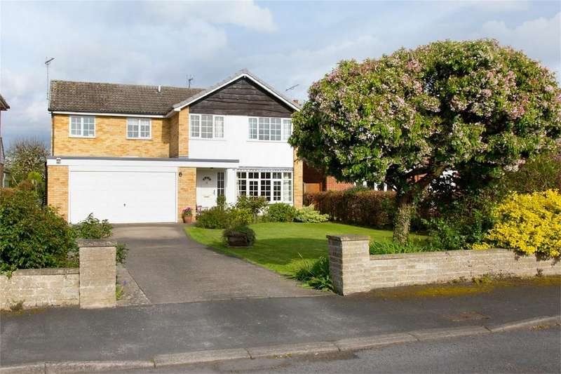 4 Bedrooms Detached House for sale in 3 Greengales Court, Wheldrake, York