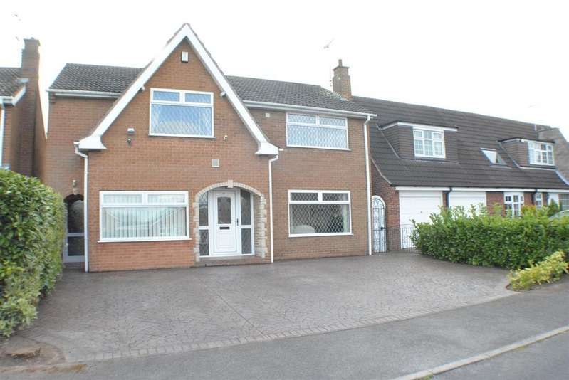 4 Bedrooms Detached House for sale in Southgate Road, Warsop