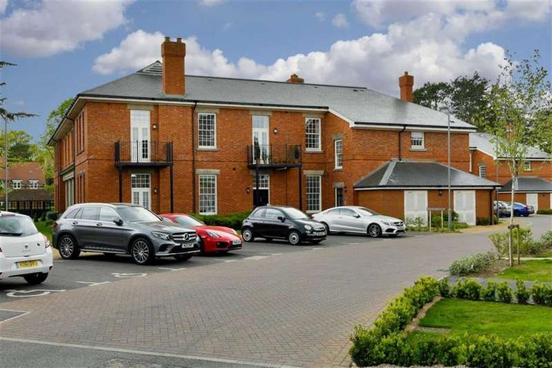1 Bedroom Flat for sale in Glanville Way, Epsom, Surrey