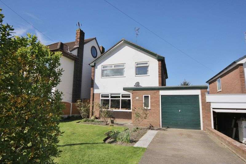 3 Bedrooms Detached House for sale in Lennox Lane, Prenton