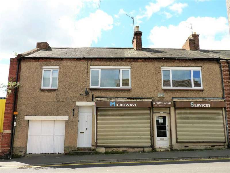 2 Bedrooms Commercial Property for sale in Herriotts Lane, Wellingborough, NN8 4FS