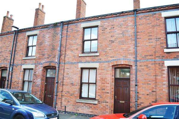 2 Bedrooms Terraced House for sale in Brideoak Street, Leigh