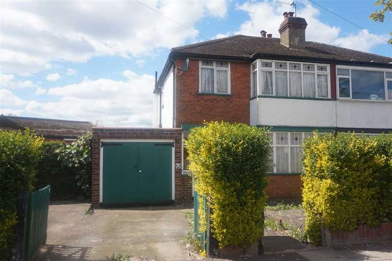3 Bedrooms Semi Detached House for sale in Culver Grove, Stanmore