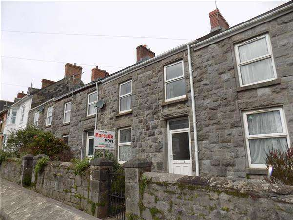 3 Bedrooms Terraced House for sale in Merlins Hill, Haverfordwest