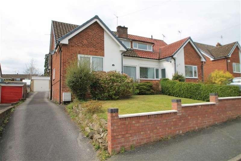 3 Bedrooms Semi Detached House for sale in Trefynant Park, Acrefair, Wrexham