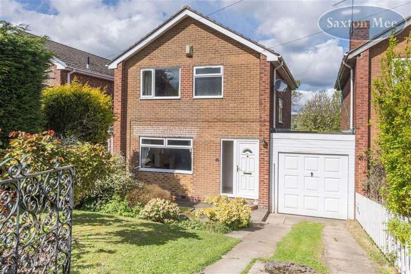3 Bedrooms Detached House for sale in St Margaret Avenue, Deepcar, Sheffield, S36