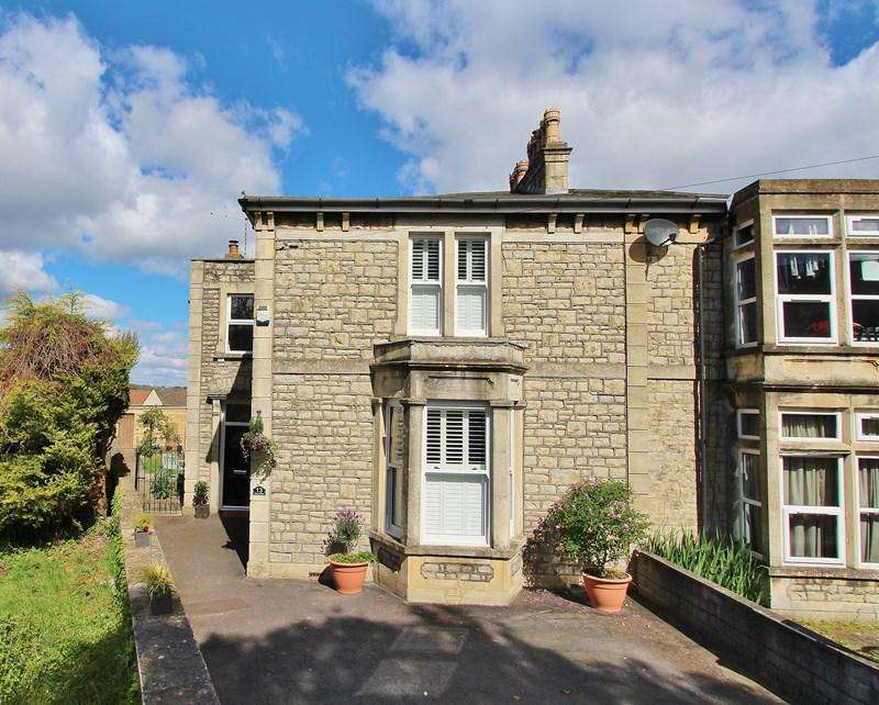 5 Bedrooms Semi Detached House for sale in Priory Road, Keynsham, Bristol