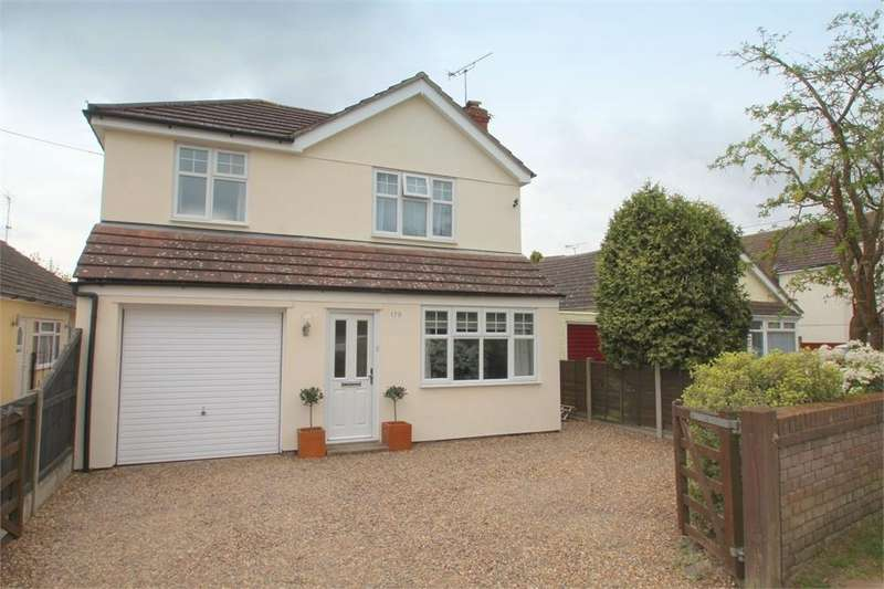 3 Bedrooms Detached House for sale in Halstead Road, Stanway, COLCHESTER, Essex