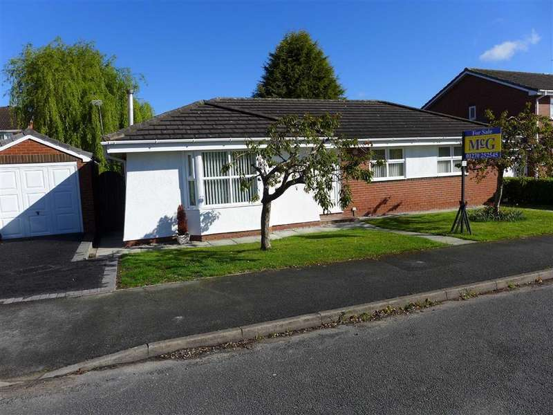3 Bedrooms Detached Bungalow for sale in Acorn Bank Close, Wistaston, Crewe