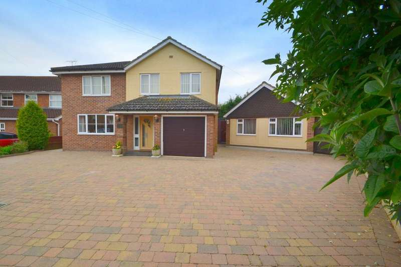 4 Bedrooms Detached House for sale in Viking Road, Maldon