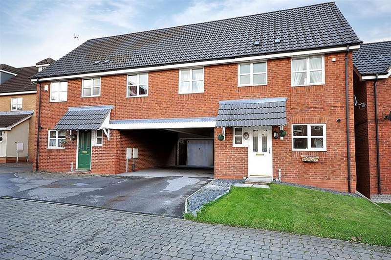 4 Bedrooms Link Detached House for sale in Stonehills Way, Sutton-in-Ashfield