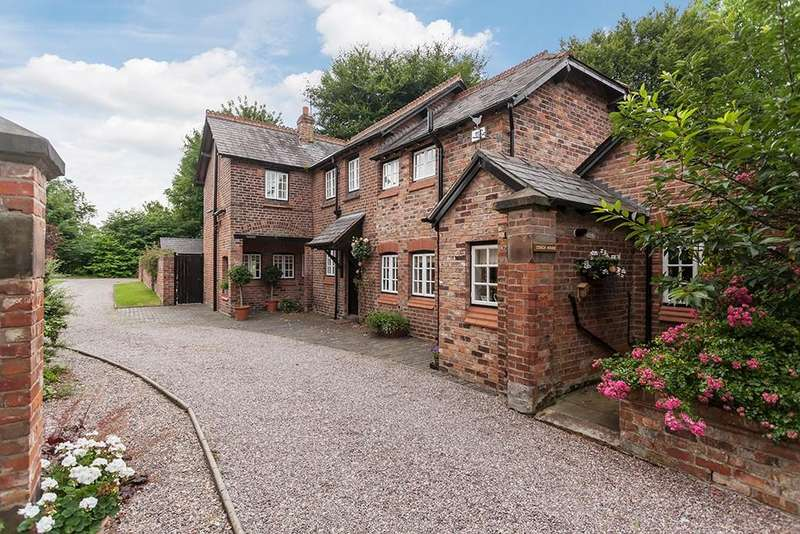 3 Bedrooms Detached House for sale in Gaskell Avenue, Knutsford
