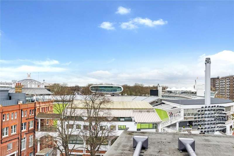 2 Bedrooms Flat for sale in Century Court, Grove End Road, St John's Wood, London, NW8