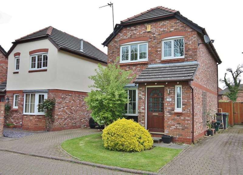3 Bedrooms Detached House for sale in Mosswood Road, Wilmslow