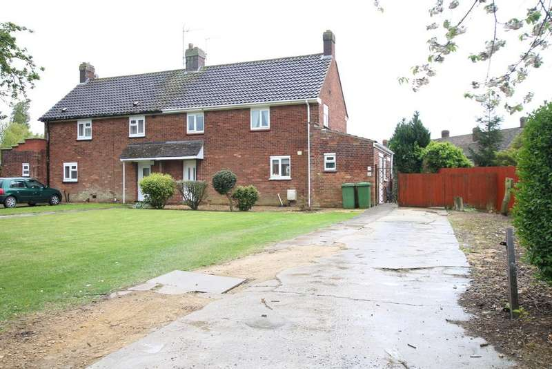 3 Bedrooms Barn Conversion Character Property for sale in Truman Avenue, March