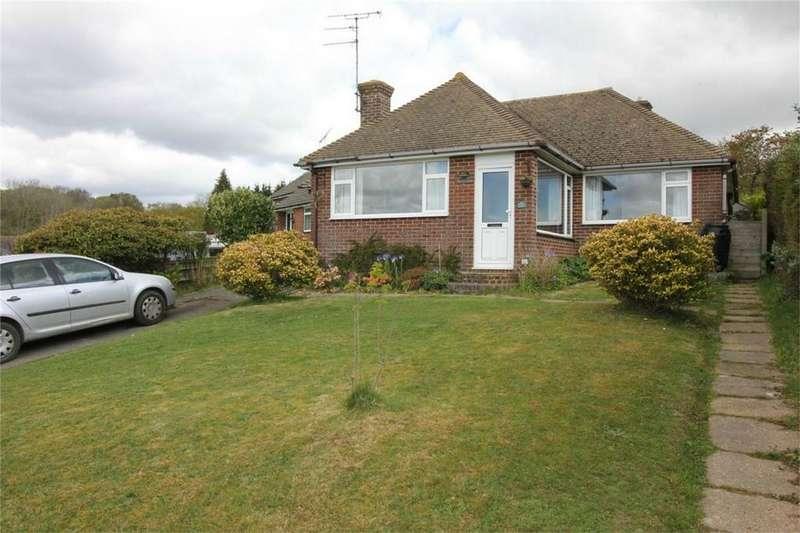 2 Bedrooms Detached Bungalow for sale in Gorselands, SEDLESCOMBE, East Sussex