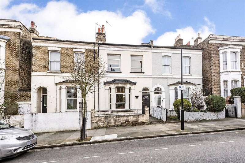 3 Bedrooms Terraced House for sale in Powerscroft Road, London, E5
