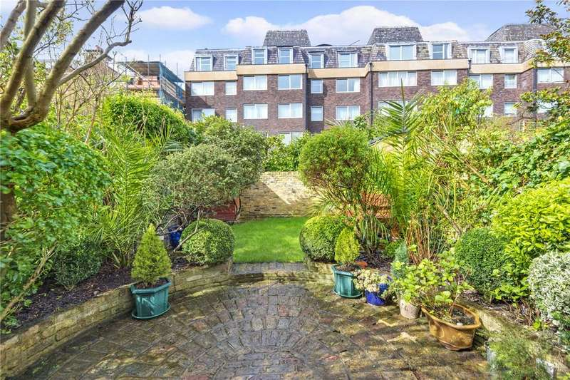 2 Bedrooms Flat for sale in Abbey Gardens, St John's Wood, London, NW8