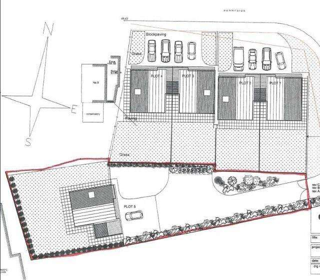 Plot Commercial for sale in Walsall Wood,Walsall,West Midlands