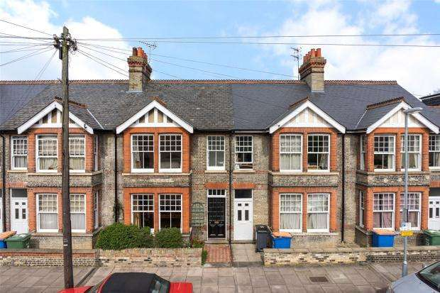 4 Bedrooms Terraced House for sale in Collier Road, Cambridge