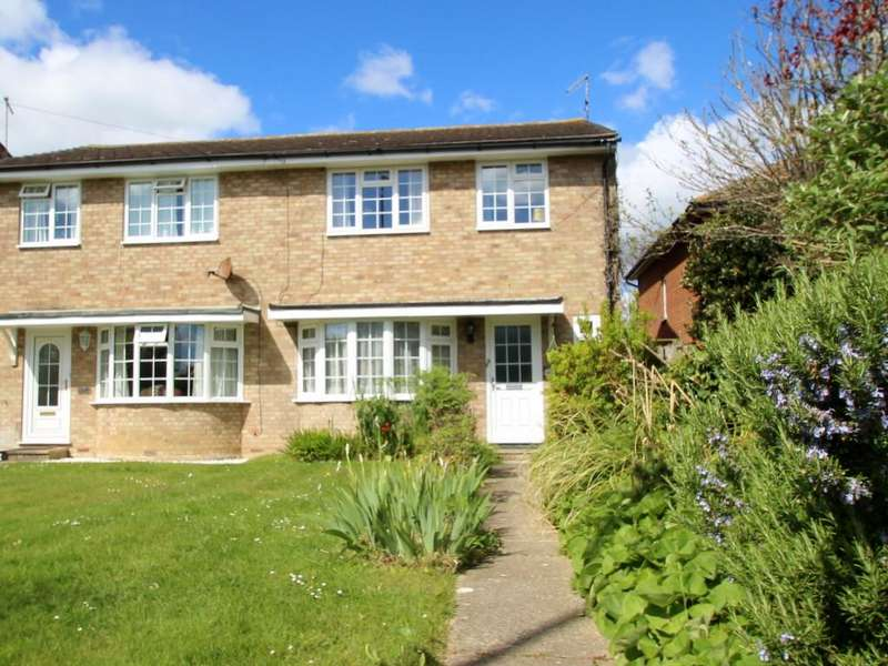 3 Bedrooms Semi Detached House for sale in Sea Lane, Rustington