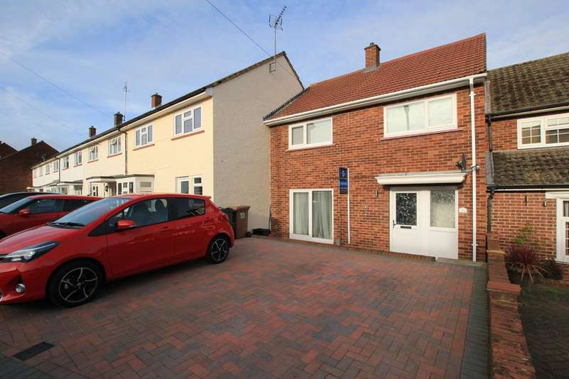 3 Bedrooms Terraced House for sale in Cavell Walk, Stevenage